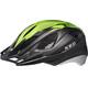 KED Tronus Cykelhjälm grön/svart